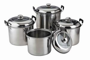 Wholesale Soup & Stock Pots: Euro-Style High Stock Pot Sets (8PCS)