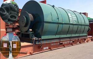 Wholesale automatic coal boiler: Waste Tyre Recycling Pyrolysis Plant