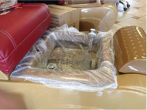 Wholesale Other Manicure & Pedicure Supplies: Factory Wholesales Disposable Plastic Spa Liner for Pedicure Chair