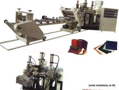 plastic extruder: Sell plastic sheet extruder machine