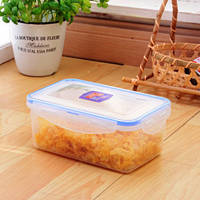 Sell plastic food storage container airtight lunch box