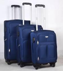 Wholesale travel bag: Polyester Travel Luggage Bag Wholesale Trolley Travel Case Set