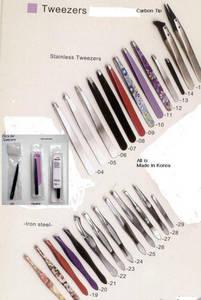 Wholesale eyebrow tweezers: Tweezers