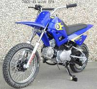 Dirt Bike 70cc with EPA  70GY-4A