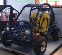 Go Kart 250cc with EEC  Approval