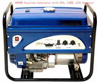8KW Gasoline Generator with EPA, CARB ,EPA Approval HQ8000