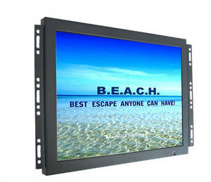 Wholesale lcd touch screen monitors: 10 Inch LCD Touch Screen Open Frame Monitor