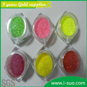 Wholesale glitter powder: Hot Selling Ecofriendly Glitter Powder for Wallcovering
