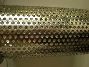 Wholesale metal perforated screen: Perforated Metal Mesh Screen