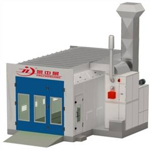 Wholesale air flow meter: JZJ Car Spray Booth