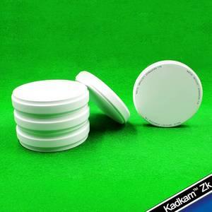 Wholesale zirconia blank: KadKam Zk-SHT Zirconia Super High Translucent Blank for Open System