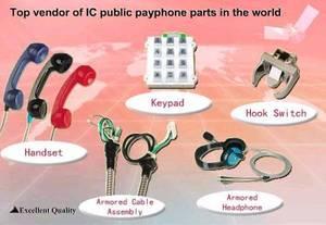 Wholesale Corded Telephones: Payphone