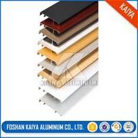Anodized Polish Curtain Track for Hang Curtain Kaiya Wholesale