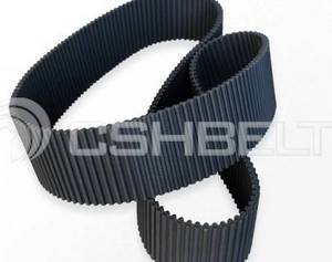 Wholesale transmission belt: Double Side Teeth /Rubber Transmission Belt packing machine belt