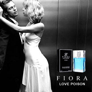 Brand Pheromone Perfume] FIORA Love Poison (For Men, 55ml) - KANAIS
