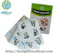 Kangdi Best Quality Competitive Price Natural Anti Mosquito Repellent Patch for Baby