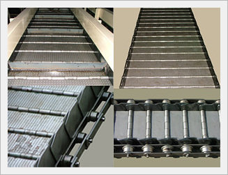 Scrap & Chip Conveyor Chains from Korea Apron Chain Ind ...