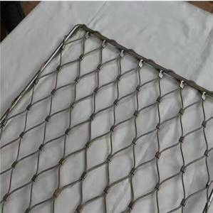 Wholesale stainless steel wire: Professional Manufacturer of Stainless Steel X-Tend Staircase Wire Rope Net,Wire Rope Mesh