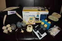 ameda breast pump instruction manual