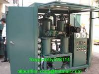 Vacuum Oil Regeneration Purifiers oil recycling