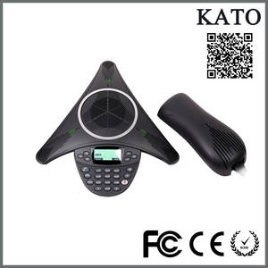 Wholesale voip hardware: Hot! USB Conference Desktop Microphone, Skype Microphone, Cheap Conference Microphone