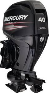 Wholesale engine: 2013 Mercury 40 ELPT 4-stroke EFi