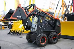 Wholesale onboard: Loader Small-sized with Onboard Turn