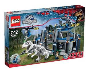 Wholesale Promotional Gifts: Wholesale Price LEGO Jurassic World 75919 Indominus Rex Breakout Building Sets