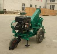 Sell Diesel  Wood Chipper