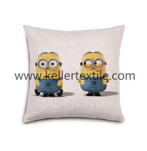 Wholesale Cushion Cover: Mininos Cartoon Printed Cushion Covers