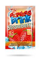 Strawberry Powder Drink 9 Gr for 1.5 Liter