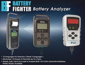 Wholesale Battery Testers: Battery Analyzer