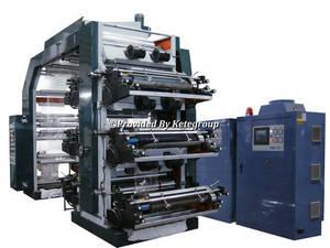 Wholesale flexographic printing machine: Series High-speed Flexographic Printing Machine