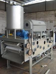 Wholesale sludge dewatering machine: Belt Filter Press