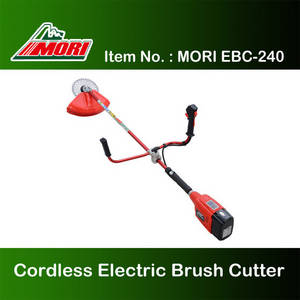 Wholesale battery pack: Cordless / Electric Brush Cutter EBC-240