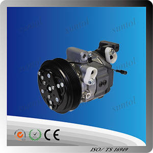 Wholesale air conditioner: DKV14G 6PK 12V Air System Parts for HONDA PASSPORT 3.2L V6 Car Air Conditioner Compressor