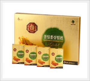 Wholesale ginseng liquor: Red Ginseng Honeyed Slices