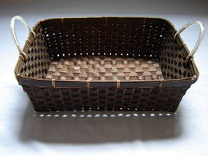 fern: Sell the bamboo basket