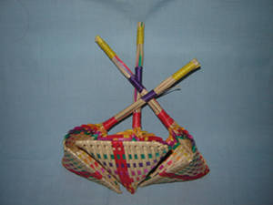 Wholesale ceramic: Bamboo Basket