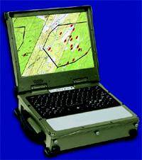 Hp Rugged Notebook Nr3600 Laptop Computer Image