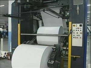 Wholesale coated paper: 2 Sided Glossy Coated Paper