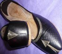 Sell Indian Beaded Ladies Shoes Khussa