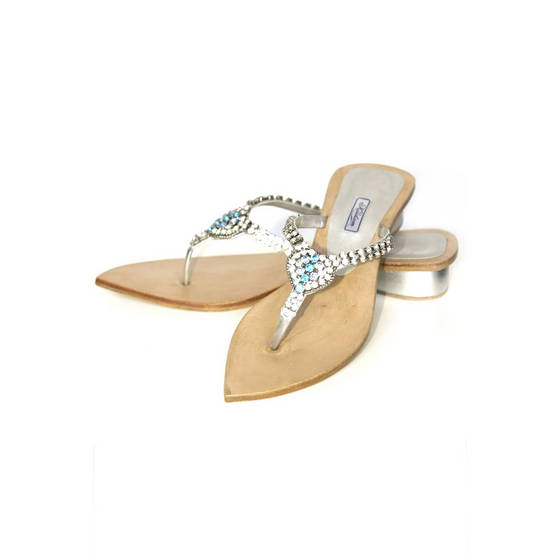 Sell Ladies bridal Handcrafted leather Indian Shoes