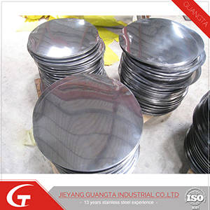 Wholesale bus mirror: 201 Grade Stainless Steel Circle for Utensil