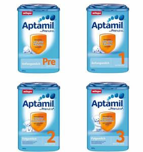 Wholesale beverage: German Aptamil  Mit Pronutra Folgemilch 800g Available for Sale