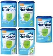 Wholesale baby powder: NETHERLANDS ORIGIN NUTRICIA NUTRILON Baby Milk Powder All Stages Available for Sale