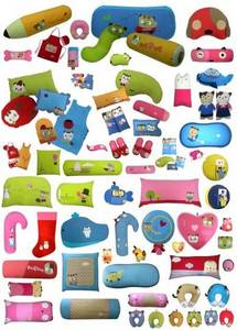 Wholesale cushions: Animal Character Cushion & Cushion Cover(JB-CU48)