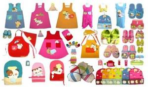 Wholesale s: Character's Patchworked and Appliqued HOUSEHOLDING ITEM