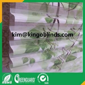 Wholesale sheers: Shangri-la Blind with Printed Color Sheer Blind