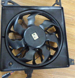 Wholesale auto radiator: Factory Produces Auto Radiator Fan/Cooling Fan for LADA VAZ 2190.2170